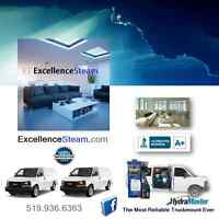 ET Excellence Steam three rooms Special $49.77.