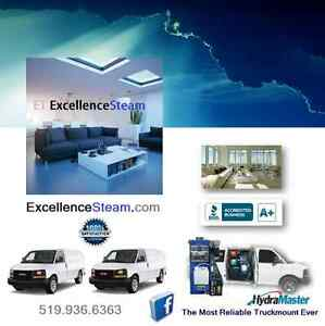 ET Excellence Steam three rooms Special $49.77. London Ontario image 1