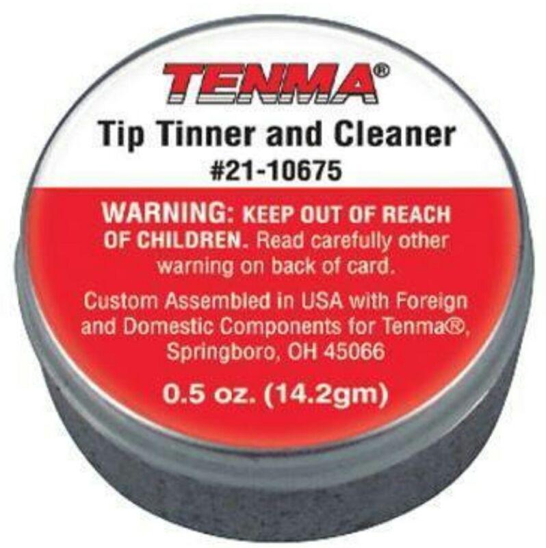 Tenma Soldering Iron Pencil Heater Tip Tinner Rejuvenator Estañador de Punta