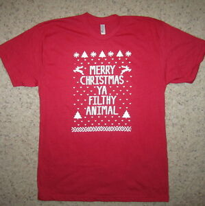 ugly-christmas-sweater-t-shirt-merry-xmas-ya-filthy-animal-contest-winner-santa