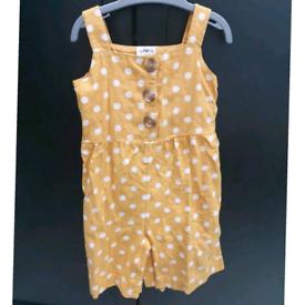 Baby girls top dress