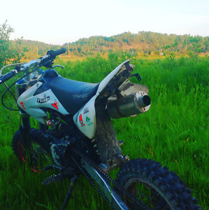 Konkor 125cc Canadian make with good Chinese parts