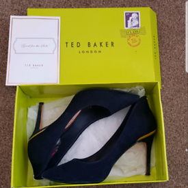 OWN TED BAKER HEELS FOR ONLY £25