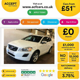 Volvo XC60 R-Design FROM £51 PER WEEK!