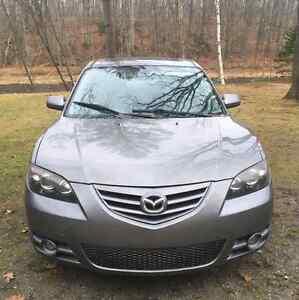 Mazda 3 2006 2.3 L