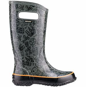 Boys BOGS rain boots size 1