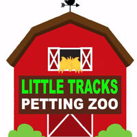 Birthday Party with Little Tracks Petting Zoo & Pony Rides!