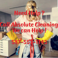 Promotion 4 Hour Clean $125