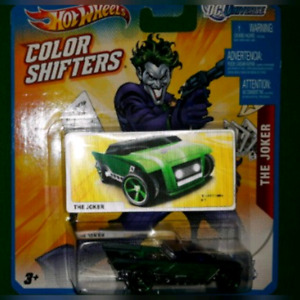 Joker Hot Wheels