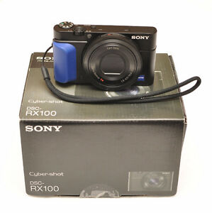 Sony RX100 Mark I - LNIB - plus extras