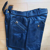 GENUINE BATES MOTORCYCLE PANTS BLUE JEANS STYLE $150. OBO