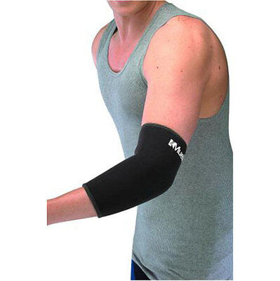 New Mueller Elbow Sleeve Neoprene Forearm Compression Support Brace All Sizes