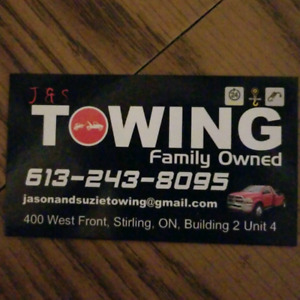 Boost, gas, towing, and scrap cars