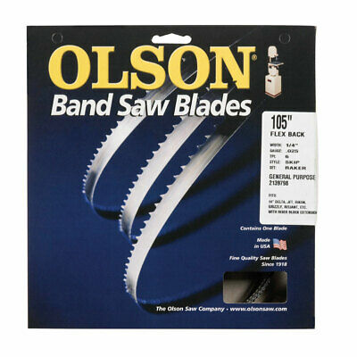 "3//8/"" X 14 TPI X 93 1//2/"" Bandsaw Blade Laguna Tools Proforce Wood Band Saw Blade"