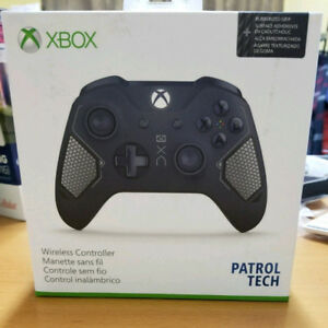 Xbox One Controller ( Limited Edition Patrol Tech)