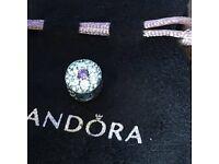 Pandora Forget Me Not Charm