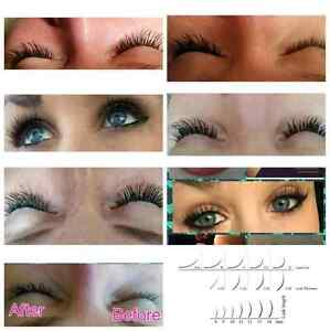 Eyelash Extensions - 2 years experience