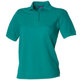 JOB LOT 18 x ladies plain polo t shirts Mixed Sizes Good Quality