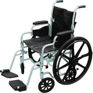 Wheelchair/Transport Chair Combo (New unopened Box)