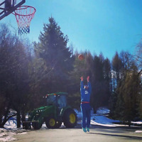 Looking to join a basketball team