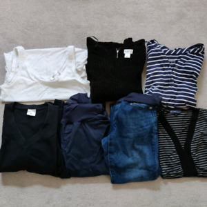 Maternity Clothes - Used - Size Small