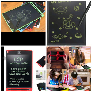 Perfect gift Educational writing and drawing tablets for kids