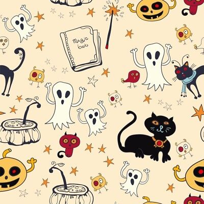 Halloween Photography Background Cartoon Devil Small Monster Cat Studio Backdrop](Halloween Cats Background)