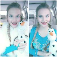 Ice Queen Princess Elsa wants to attend your next event!