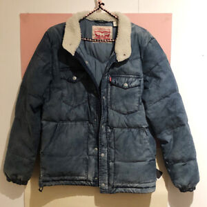 Puffy Jacket marque Levi's