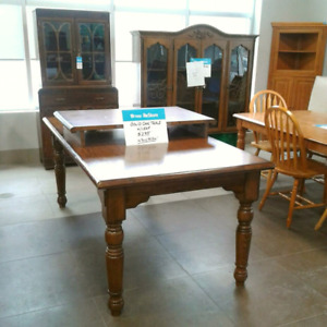 Oak Dining Table for sale @HFHGTA
