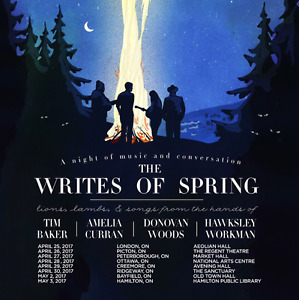 The Writes of Spring Bayfield May 2nd