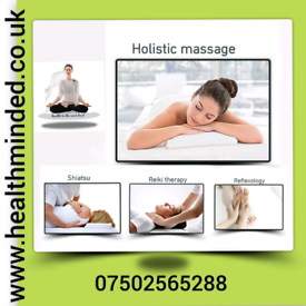 Mobile massage therapist in London