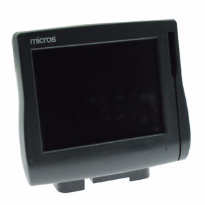 "VGC Micros Workstation 4 12"" POS Touch Screen All-in-one, Warr"