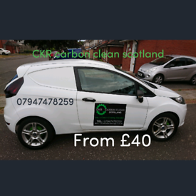 Engine carbon cleaning scotland