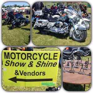 MOTORCYCLE EVENT VENDORS