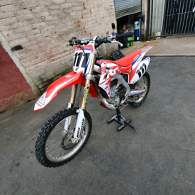 Used Honda crf for Sale in Northern Ireland | Motorbikes & Scooters