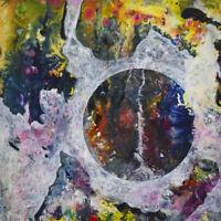 Peintre d'art abstrait avec dimension spirituel