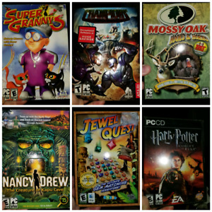 PC Games!