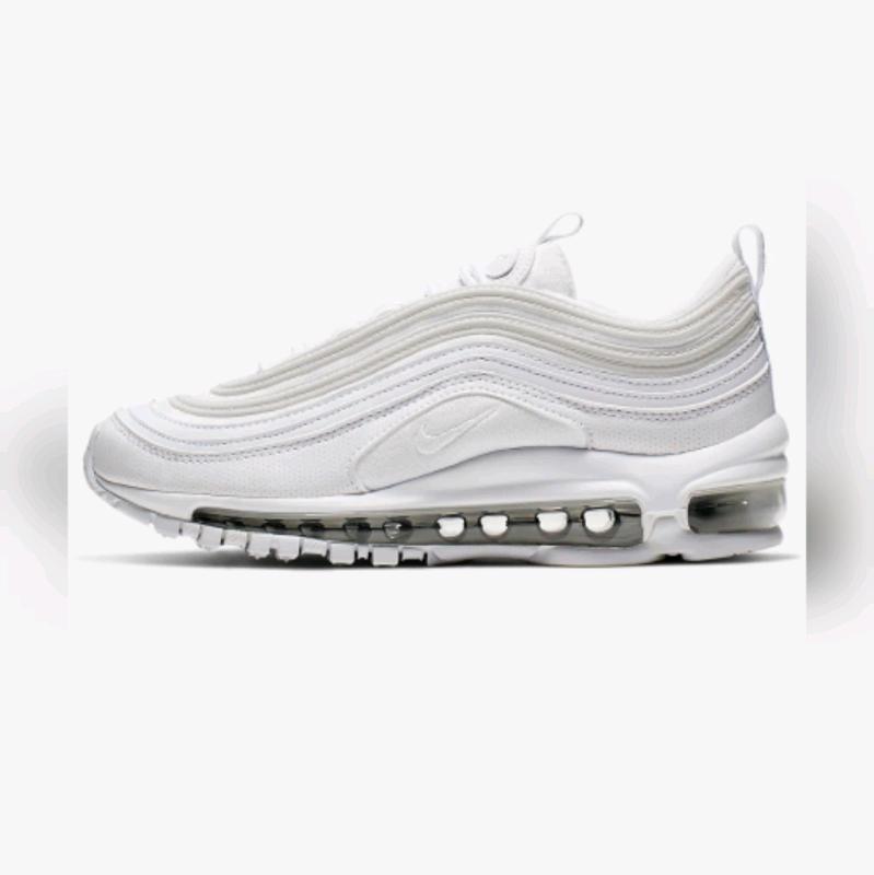 Nike Air Max 97 UK 7.5 (White) (Brand New) | in Bramley, West Yorkshire | Gumtree