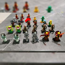 Lego Minifigures £2 Each