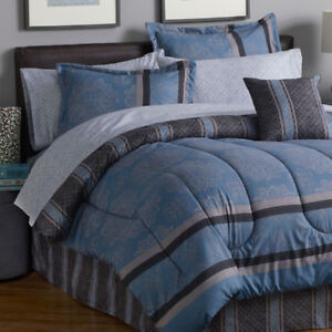 Messina 8-Pc. Bed Set - Full, New