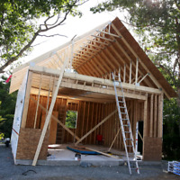 Garage and shed packages.