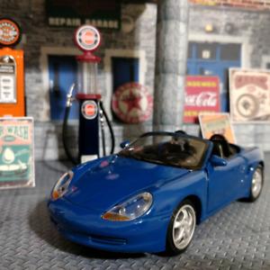 1:24 Diecast Porsche Boxster