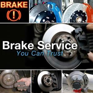 Brake Repair and Replacement 199.99 +tx