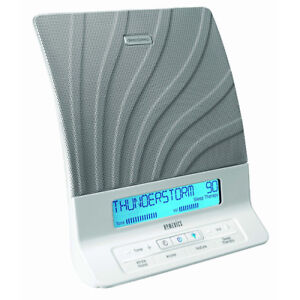 Homedics HDS-2000 Deep Sleep II Relaxation Sound,White Noise Mac