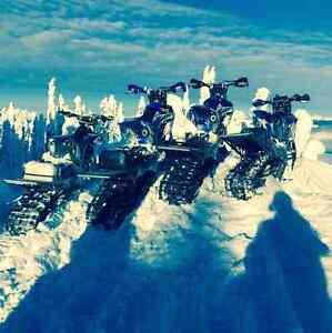 Snowbikes  for rent  ( revelstoke ) 250 200 0277