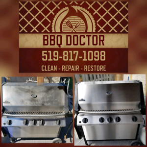 BBQ Specialist and Cleaning Service