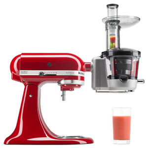 NEW KitchenAid 2-Stage Masticating Juicer Attachment for Mixers