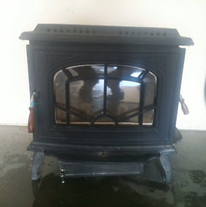 Used Waterford Ashling Wood Stove