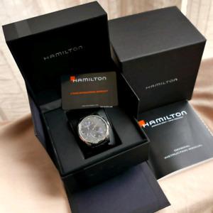 Hamilton Watch Box (Brand New - Original 100%)